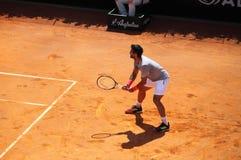 Tennis Rome ATP 2019 - Nadal vs Verdasco royalty free stock photo
