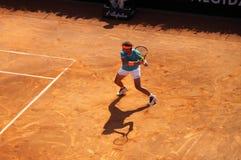 Tennis Rome ATP 2019 - Nadal vs Verdasco stock photos