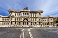 Rome, Italy. Palace of Justice Stock Image