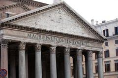 Rome, Italy. Pantheon Stock Photos