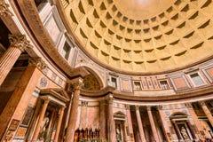 Rome, Italy - Pantheon Royalty Free Stock Photo