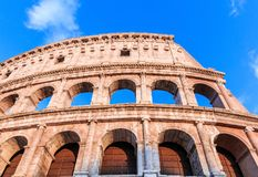 Rome, Italy. Roman Colosseum. stock photography