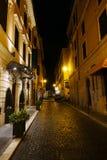 Street Rome italy Stock Photo