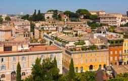 Rome. Italy. Rome - view from the city. Italy Royalty Free Stock Photo