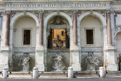 Rome - Janiculum Royalty Free Stock Images