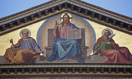 Rome - Jesus Christ the Teacher Royalty Free Stock Image