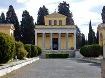 Rome - kapell av den fromma unionen Arkivfoton