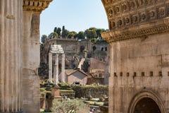 Rome - l'Italie Image libre de droits