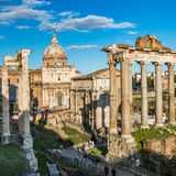 Rome - l'Italie Photo stock