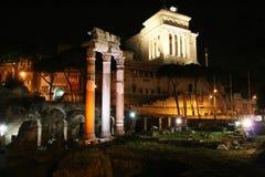 Rome landmark royaltyfria foton
