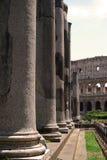 Rome le Colosseum Photos libres de droits