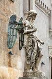 Rome - le mausolée de Hadrian Castel de ` Angelo de Sant Images stock