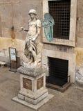 Rome - le mausolée de Hadrian Castel de ` Angelo de Sant Photographie stock libre de droits