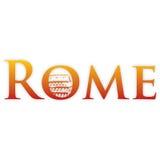 Rome-logo Stock Image