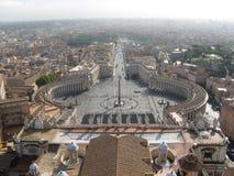 Rome majestueux Image libre de droits