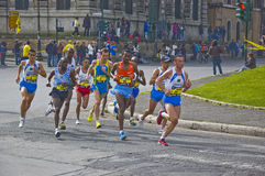 Rome marathon Royalty Free Stock Photography