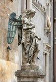 Rome - The Mausoleum of Hadrian Stock Photo