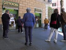 ROME,MAY 04,2020 COVID 19 PANDEMIC