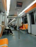 Rome Metro, Italy Stock Image
