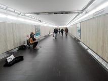 Rome Metro, Italy Royalty Free Stock Image