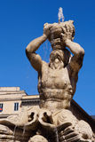 Rome Monuments Stock Image