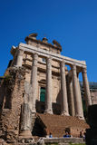 Rome Monuments Stock Photo