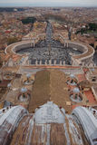 Rome Monuments Stock Photography