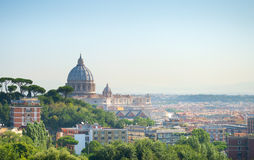 Rome in the morning Royalty Free Stock Photography