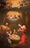 Rome - The Nativity Stock Images