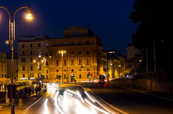 Rome at Night Stock Photos