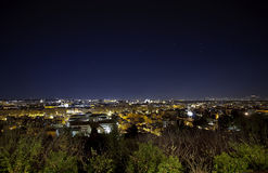 Rome by night Stock Image