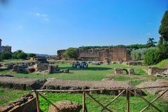 Rome, Palatine.Circus Maximus Stock Images