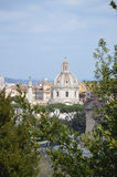 Rome from the Palatine Hill Stock Photography