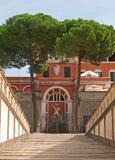 Rome, Palazzo Barberini Stock Image