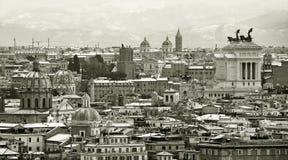 Rome panorama Stock Photos
