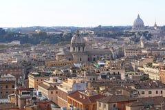 Rome panorama Royalty Free Stock Photo