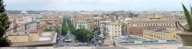 Rome panorama Stock Photo