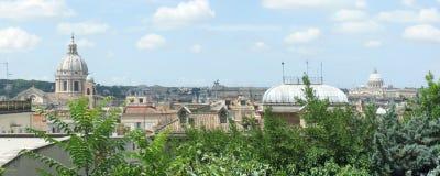 Rome panorama Stock Photography