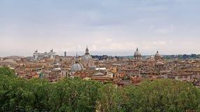 Rome panorama Stock Image