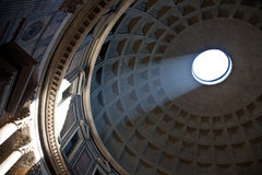 Rome Pantheon royalty free stock photography
