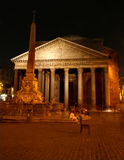 Rome - Pantheon Stock Photography