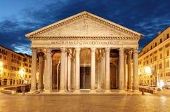 Rome - Pantheon, Italy Royalty Free Stock Photos