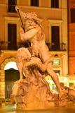 Rome, Piazza Navona images libres de droits