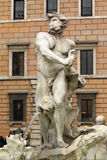 Rome. Place Navona royalty free stock photography