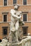 Rome. Placez Navona photographie stock libre de droits