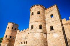 Rome, Porta Asinaria, Italy Royalty Free Stock Photo