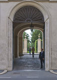 Rome - Quirinal Palace Royalty Free Stock Photography