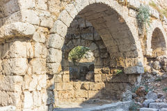 Rome ruins in Antalya Royalty Free Stock Images