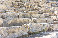 Rome ruins in Phaselis Royalty Free Stock Image