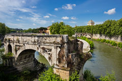 Rome ruins Royalty Free Stock Images